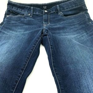 Gap Jeans Size 31X33.5 Bootcut Long And Lean